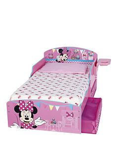 minnie-mouse-storytime-toddler-bed