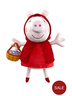 peppa-pig-once-upon-a-time-10-inch-red-riding-hood-peppa