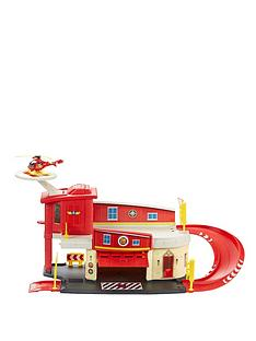 fireman-sam-die-cast-firestation-playset
