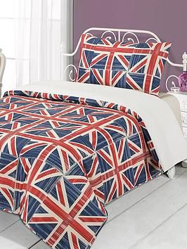 Union Jack Duvet Cover Set