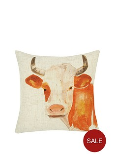 lesley-cow-cushion