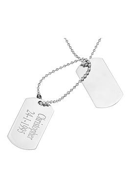 personalised-stainless-steel-mens-dog-tag