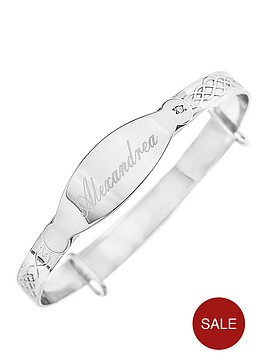 love-silver-sterling-silver-childs-celtic-diamond-set-personalised-id-expander-bangle