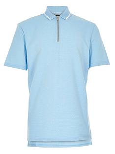 river-island-boys-textured-step-back-polo-shirt