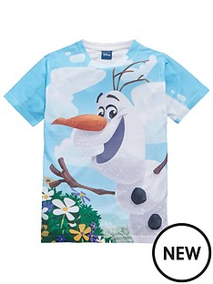 disney-frozen-olaf-t-shirt