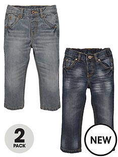 ladybird-boys-denim-jeans-2-pack