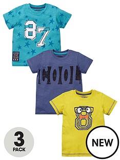 ladybird-raaar-t-shirts-3-pack