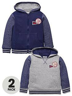 ladybird-boys-basic-hoodies-2-pack