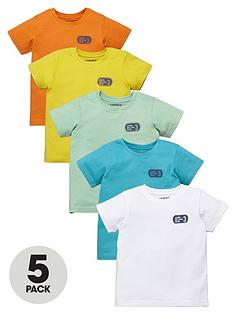 ladybird-boys-essential-t-shirts-5-pack