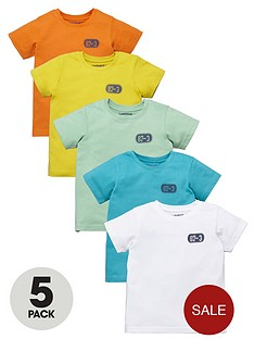 ladybird-essential-t-shirts-5-pack