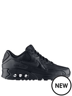 nike-air-max-90-leather-blackblack