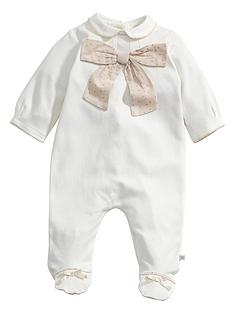 mamas-papas-bow-detail-all-in-one
