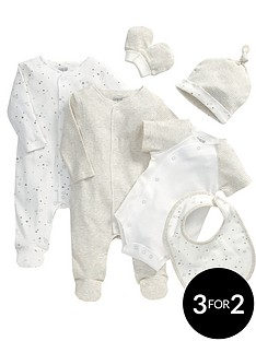 mamas-papas-unisex-6-piece-set