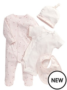 mamas-papas-girls-4-piece-set