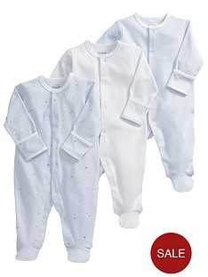 mamas-papas-sleepsuits-3-pack