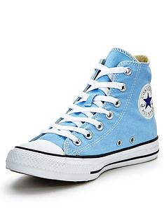converse-chuck-taylor-all-star-hi-trainers-sky-blue