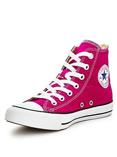 converse-chuck-taylor-all-star-hi-trainers-pink
