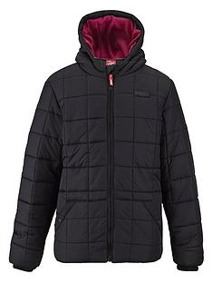 puffa-girls-hooded-jacket-black