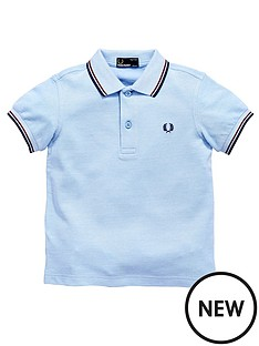 fred-perry-short-sleeved-tipped-polo-shirt