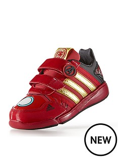 adidas-disney-avengers-lo-cf-junior-iron-man