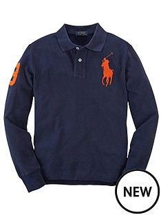 ralph-lauren-long-sleeve-big-pony-logo-polo-french-navy