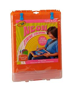 crayola-neon-extreme-colouring-colour-and-go-storage-case