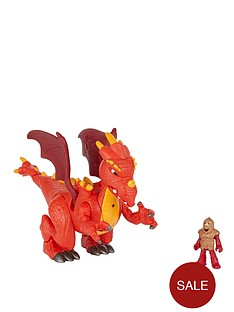 imaginext-dragon