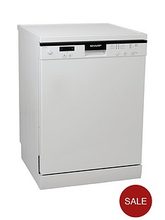 sharp-qw-t13f491w-12-place-dishwasher-white