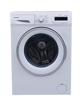sharp-es-fb7144w3-1400-spin-7kg-load-washing-machine-white