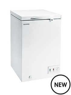hoover-cche120-98-litre-chest-freezer-white