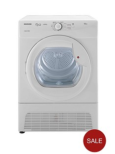 hoover-dynamic-vtc5101nb-10kg-condenser-sensor-tumble-dryer-white