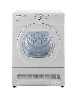 hoover-dynamic-vtc5101nb-10kg-condenser-sensor-tumble-dryer-white
