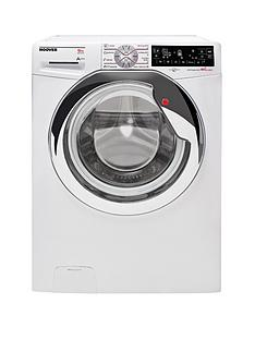 hoover-dwtl49aiw3-dynamic-luxury-9kg-load-1400-spin-wizard-wifi-washing-machine-white