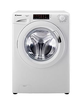 Candy Grand O Vita Gv168T3W 8Kg Load 1600 Spin Washing Machine  White
