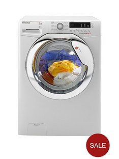 hoover-dxcc49w3-dynamic-9kg-load-1400-spin-washing-machine-white