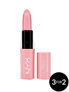 nyx-butter-lipstick
