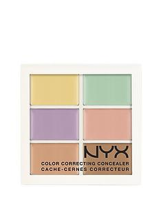 nyx-3-piece-palette-colour-correcting-concealer