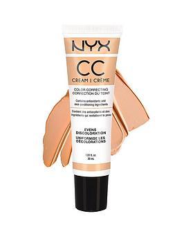 NYX CC Cream 30ml  Peach  MediumDeep