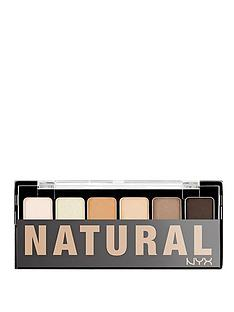 nyx-the-natural-shadow-palette