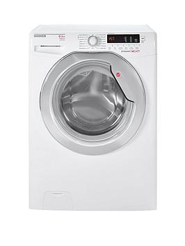 hoover-dynamic-next-classic-wdxcc4851w-8kg-wash-5kg-dry-1400-spin-washer-dryer-white