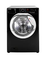Dynamic Next Classic WDXCC5962B 9kg Wash, 6kg Dry, 1500 Spin Washer Dryer - Black