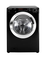 GVW1585TC3B 8kg Wash, 5kg Dry, 1500 Spin Washer Dryer - Black