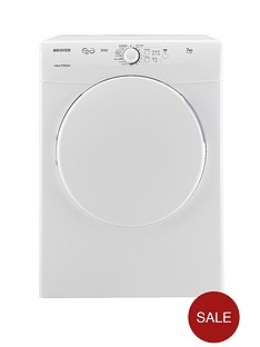 hoover-vtv57nc-vision-tech-7kg-vented-sensor-tumble-dryer-white