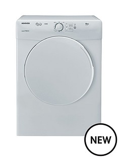 hoover-vtv590nc-vision-tech-9kg-condenser-sensor-tumble-dryer-white