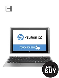 hp-pavilion-x2-10-n000na-intelreg-atomtrade-processor-2gb-ram-32gb-ssd-storage-10-inch-touchscreen-2-in-1-laptop-with-one-year-free-microsoft-office-365-personal-silver