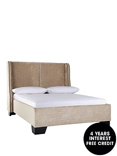 laurence-llewelyn-bowen-raffles-bed-frame-with-optional-mattress