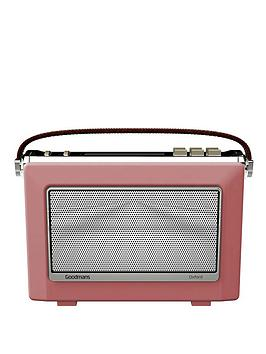 Goodmans Oxford ll Bluetooth&reg DAB Radio  Bonbon Pink