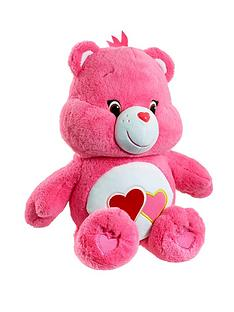 care-bears-20-inch-large-plush-love-a-lot-bear