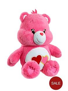 care-bears-20-inch-large-plush-love-a-lot-bear