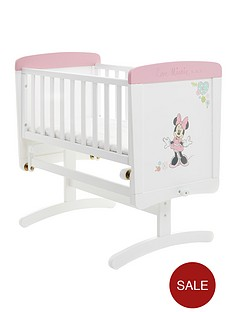 minnie-mouse-gliding-crib-and-mattress